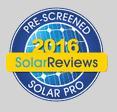 2016 solar reviews