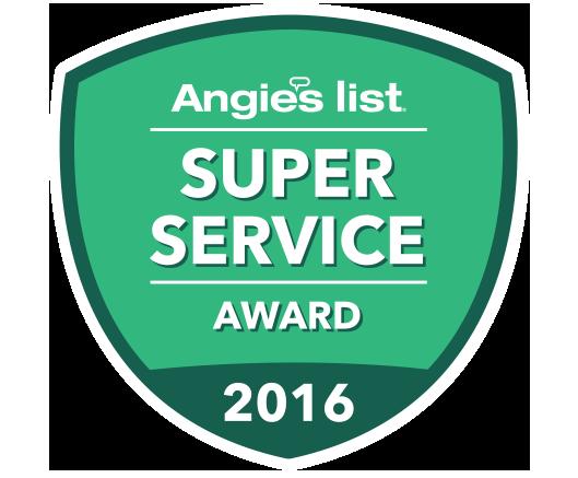 Angie's Lit 2016 award.
