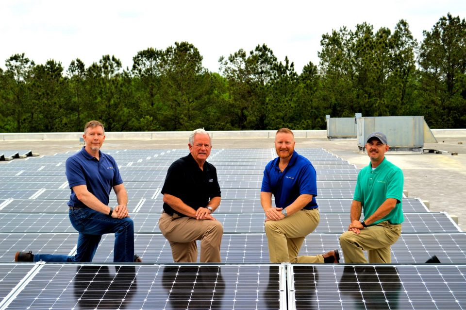 Champion Brands and A1A Solar