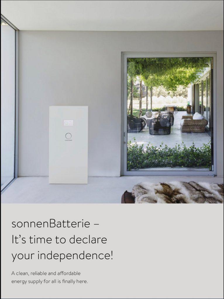 sonnen battery