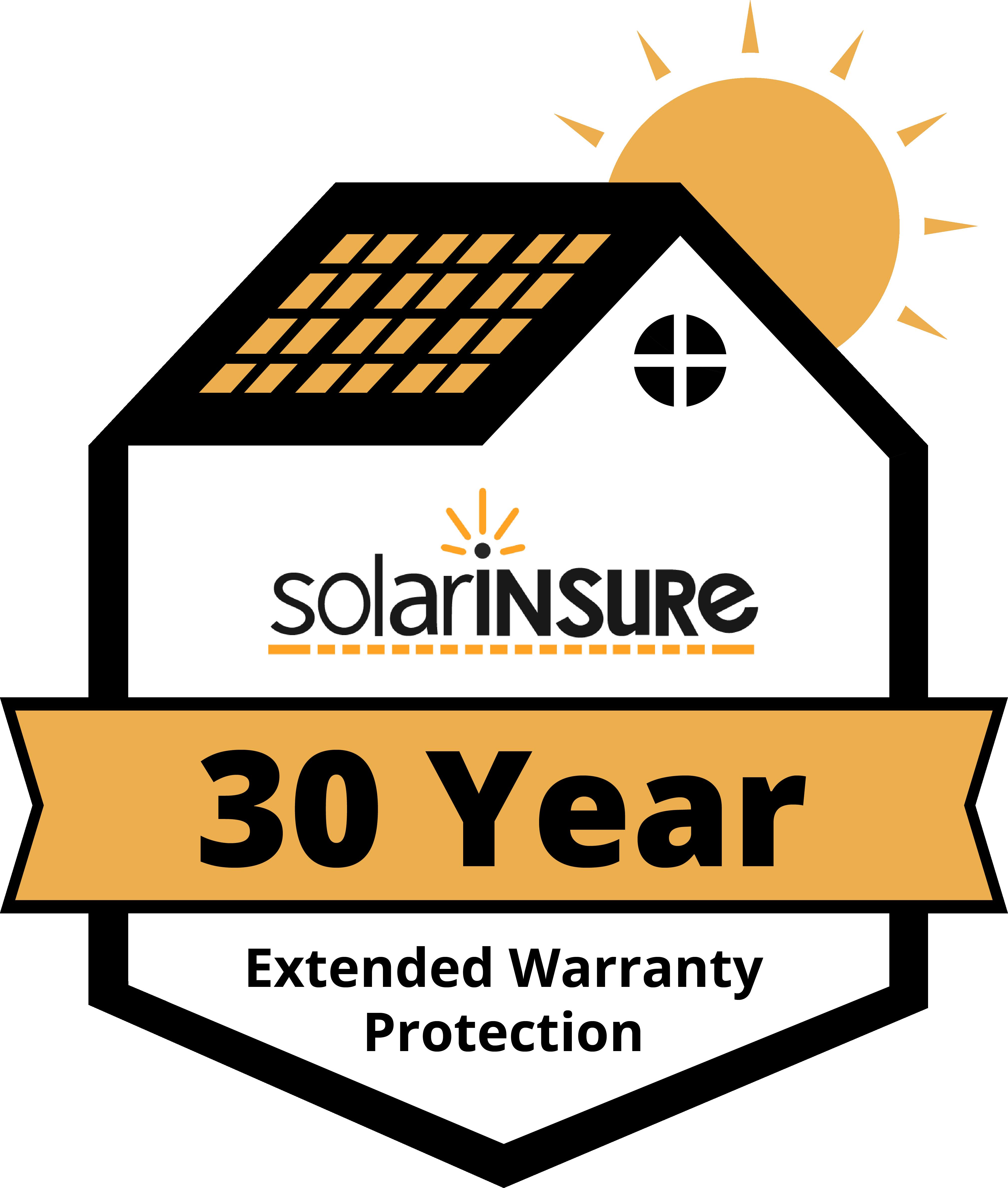 Solar Insure Badge